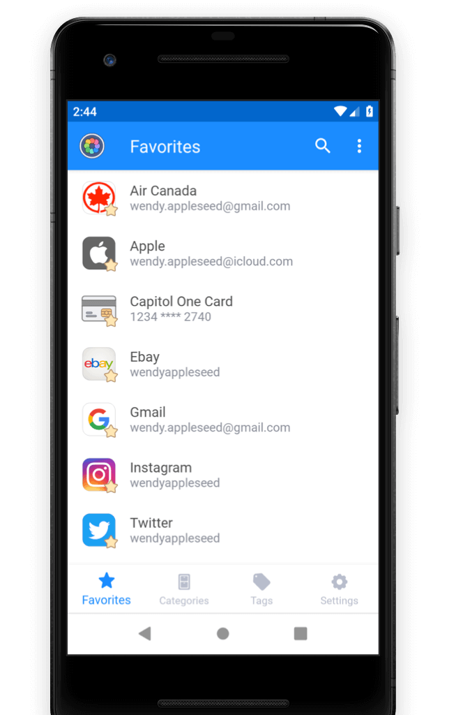 Download 1Password for Android